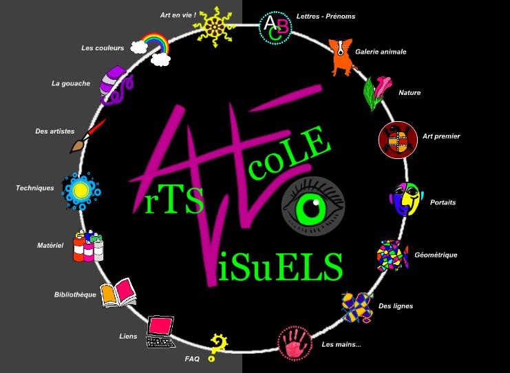 Assez Arts Visuels École : une ressource en ligne pour apprendre et  YL92