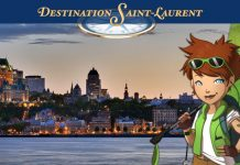 Destination Saint-Laurent