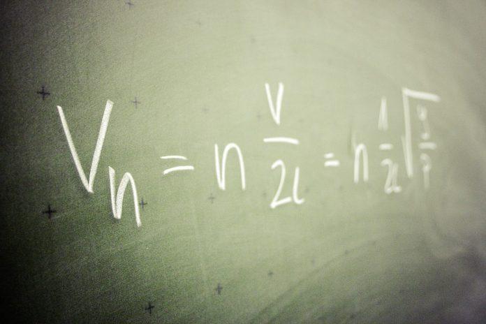 équations mathématiques