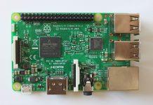 Raspberry Pi 3 modèle b
