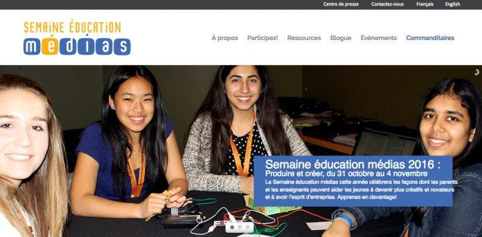 Semaine éducation médias : création numérique