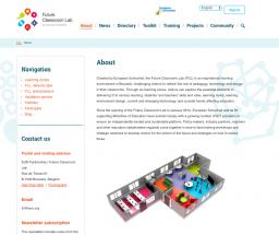 Future Classroom Lab d'European Schoolnet