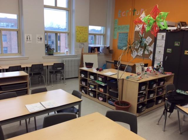 École Le Vitrail (c) Ninon Louise Lepage