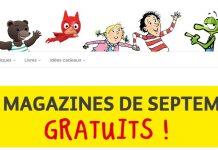 Publications BLD offre 300 000 magazines gratuits aux classes!