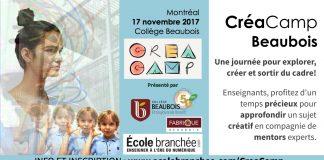 CréaCamp Beaubois