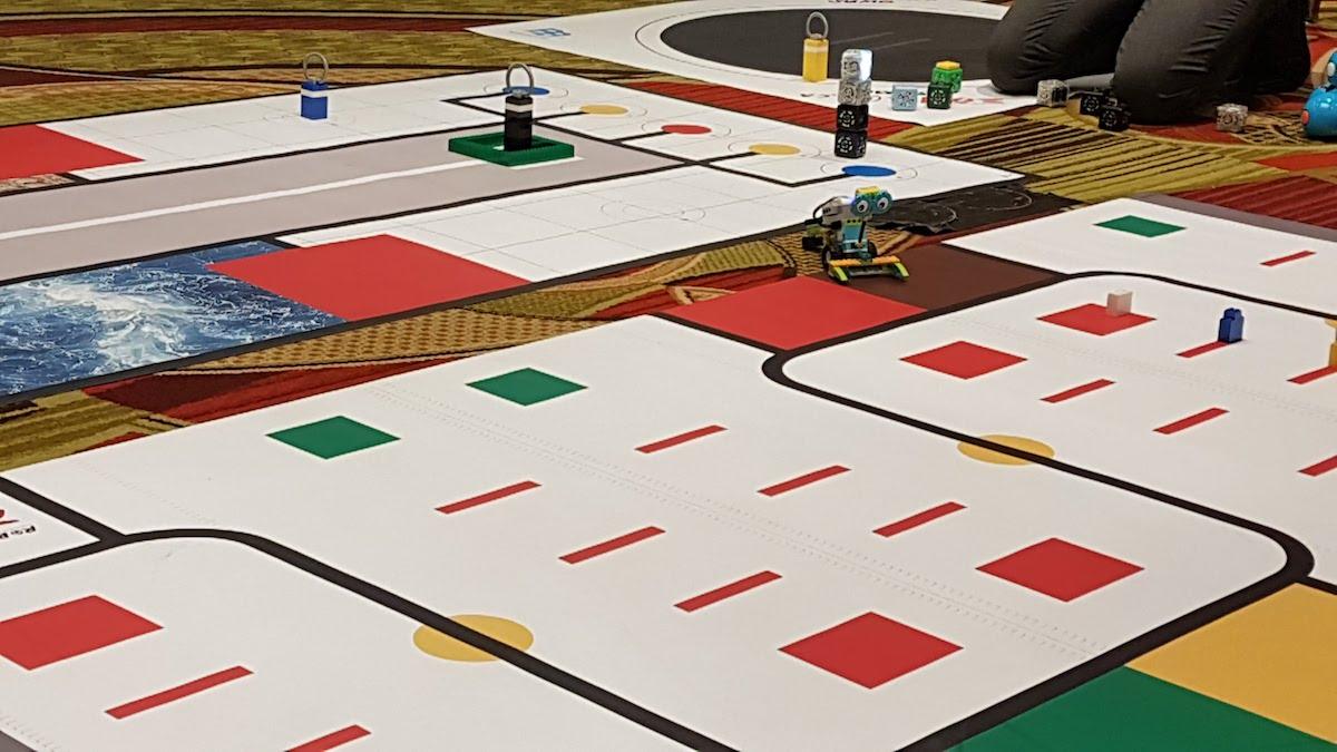 Projet Pilote Robot 360 Quelques Informations