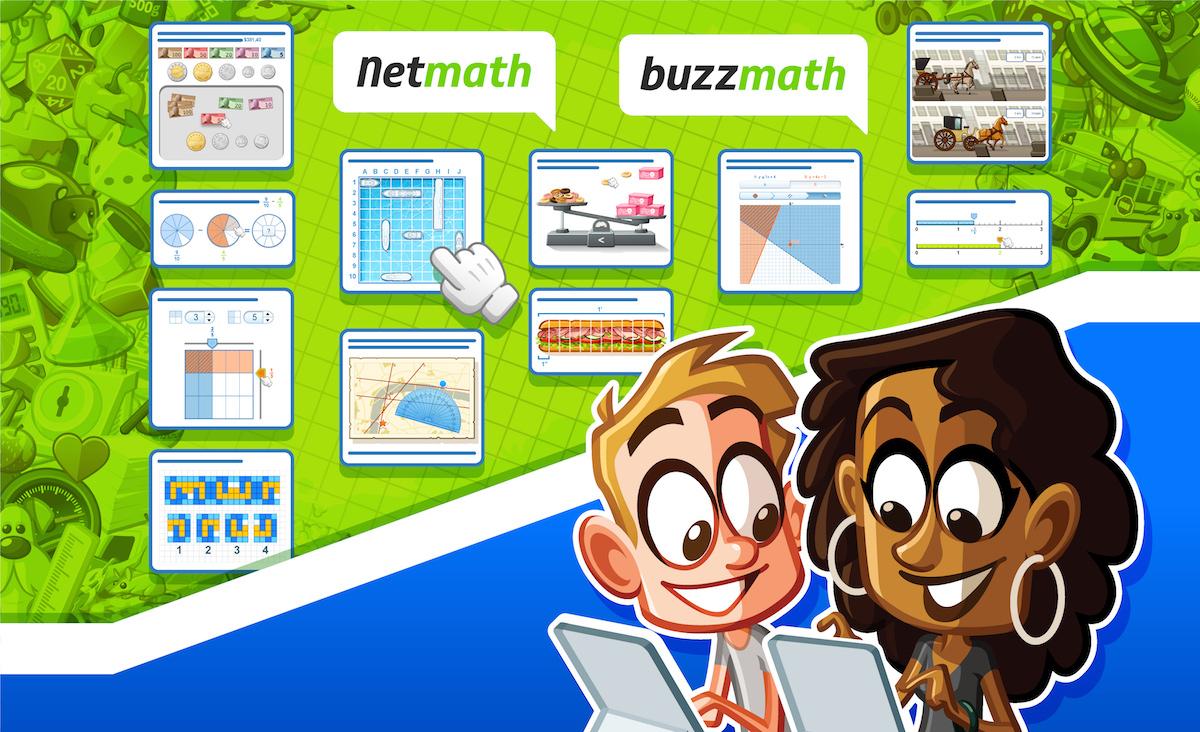 Découvrez #Edteq) Netmath : l'apprentissage des