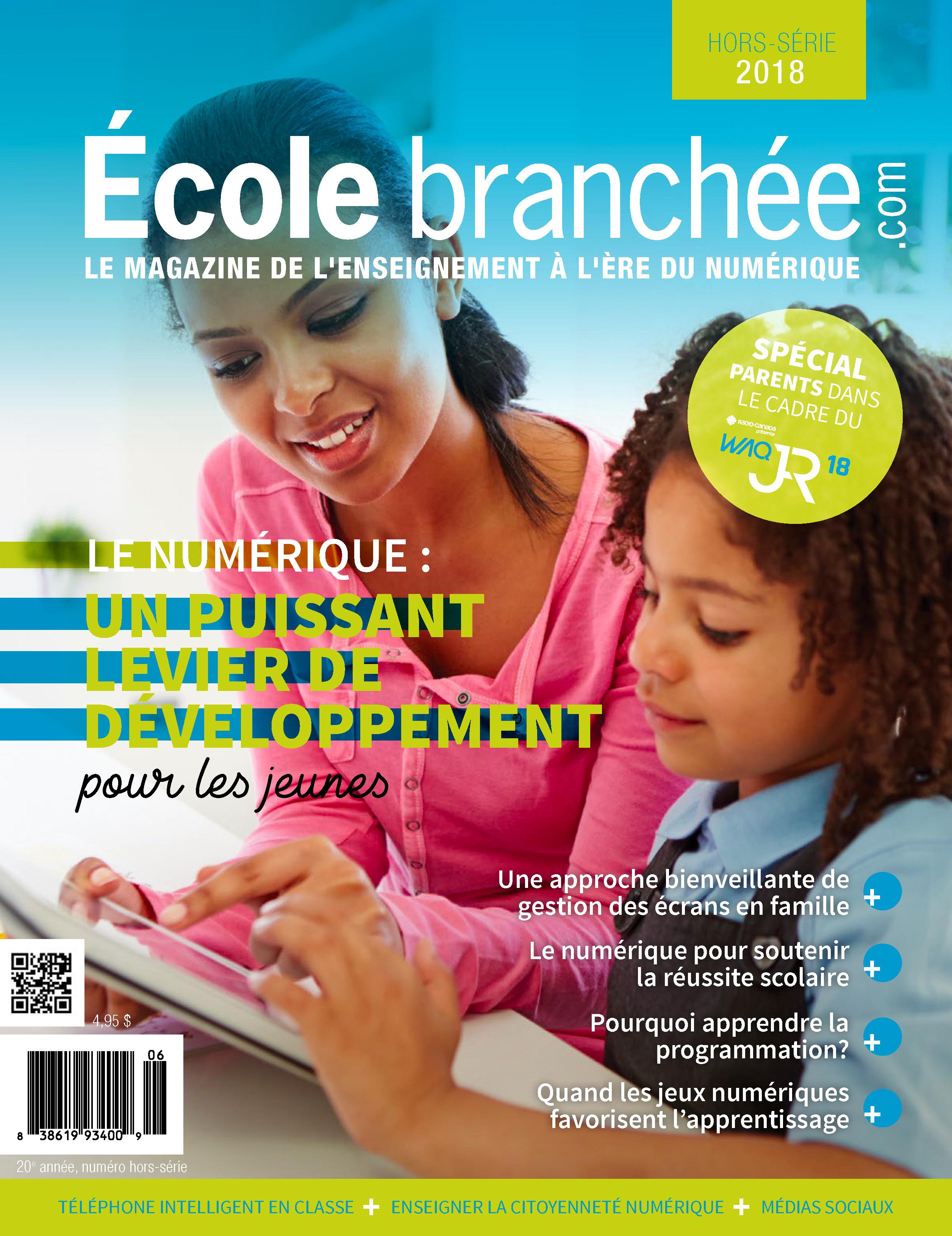 Un num ro du magazine cole branch e pour les parents for Aide aux parents en maison de retraite