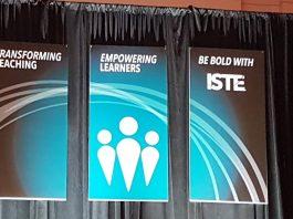 ISTE 2019 was held in Philadelphia.