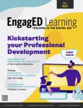 EngagED Learning Magazine Cover